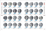 Replica Alloy Wheel for Benz