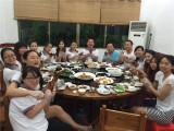 Company 10 years birthday party