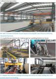 OBT facorty of material preparation and automatic welding
