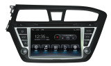car multimedia entertainment Andriod Hyundai I20 Dvd Player