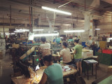 Incandescent bulb workshop