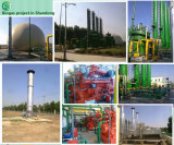 Biogas generator project for Shandong XiangChi Group