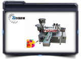 ZHG-50YL Pigment filling and capping machine