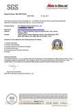 SGS Certificates 1
