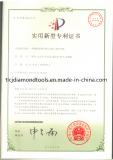 diamond tool patent 11
