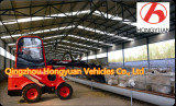 Telescopic wheel loader HY650