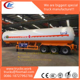hot sales 56000Liters LPG trailer