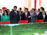 Chinese President Xi Visited the Construction Project Supplied by Oriental Yuhong in Venezuela