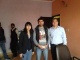 Meeting with Indian Customer