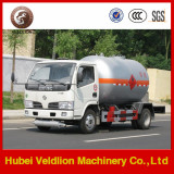 5,000 litres bobtail LPG filling truck lpg gas truck