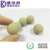Rubber Coated Carbon Steel Ball