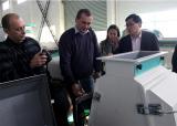 Russian Customers Visited Jiangsu Liangyou