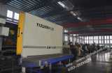 1650T cold chamber die casting machine