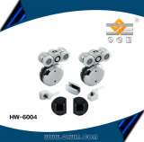 HW-6004 70kg zinc alloy hanging wheel