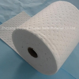Nonwoven Fabric Oil & Blood Absorbent Pads and Rolls