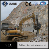 JD90A excavator mounted drill mast