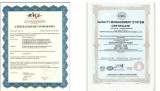 CQC CERTIFICATE for 150CC MOTORCYCLE