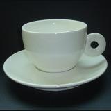 Coffee Cup & Saucer (CY-P505)