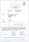 CE Certificate for Chain Hoist