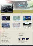 original car navigation system screen Honda upgrade for CITY, Odyssey,fit(right-hand drive version)