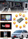 Car Andrews Multimedia Interface for Toyota Sienna
