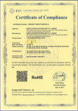 ROHS Certificate of Led Underground Light