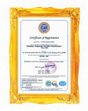 ISO9001 international quality management system certificate