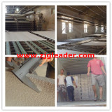 Mineral fiber ceiling factory