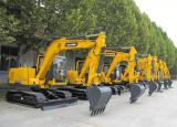 High speed new small crawler hydraulic excavator BD90-9