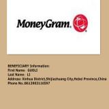 MoneyGram Payment