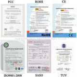 Our Products Certificate