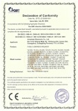 CE Certificate for Speakers