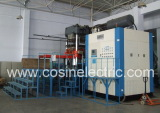 injection machine for polymer insulator