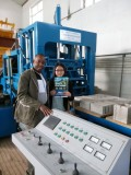 checking fully automatic block production line