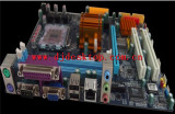 Low price shenzhen factory 915-775 motherboard with 2 SATA &4USB