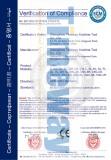 CE Certificate for Lathe