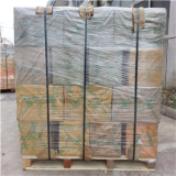 products with cartons and load by pallet