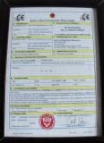 Tavol CE Certificate