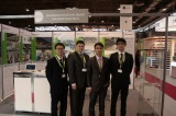 Glad to met you at France 2014, Thanks for all of your supporting to our business