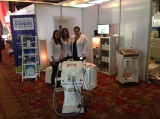 customs in exhibition that take our 6 in 1 Elight+IPL+Cavitation+Vacuum+RF machine beauty device