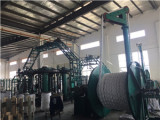 mooring rope production field