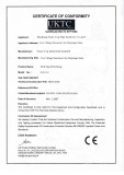 CE Certificate For PPR Pipe