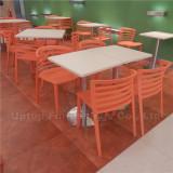 Hot sale economic restaurant canteen furniture project