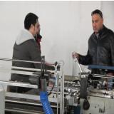 Balloon making machine customer