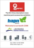 The 6th China international crane machinery and accessories exhibition