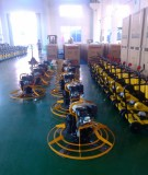 Production Line for Power Trowel