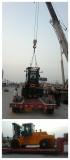 15 ton forklift shipment