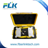 FTTH Fiber Optic OTDR launch cable box for network