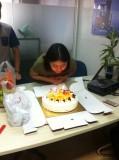 Colleague′s birthday