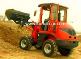 ZL12F-E wheel loader with Euro III engine and CE approved